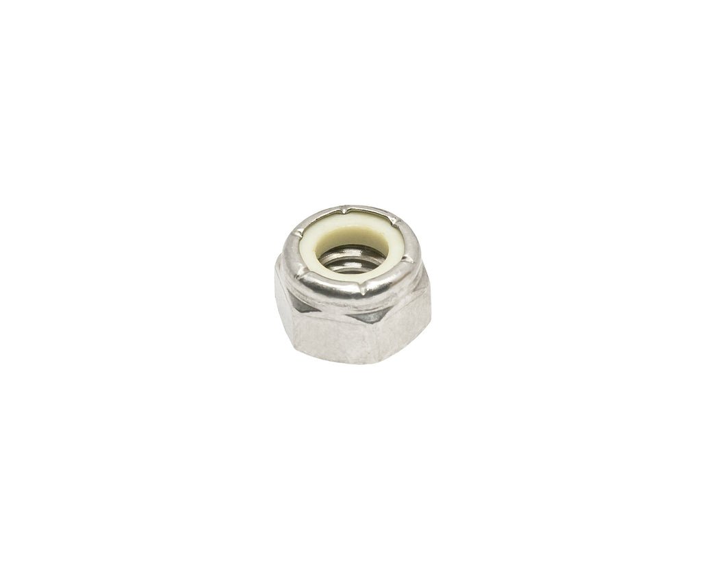 "Lock Nut, Nylon insert, 5/16"" - 18"