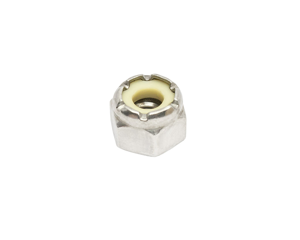 Lock Nut, Nylon Insert, 1/4""