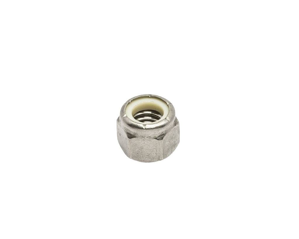 Lock Nut, Nylon Insert, 3/8""