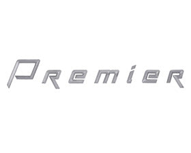 "Small ""Premier"" Logo Decal"