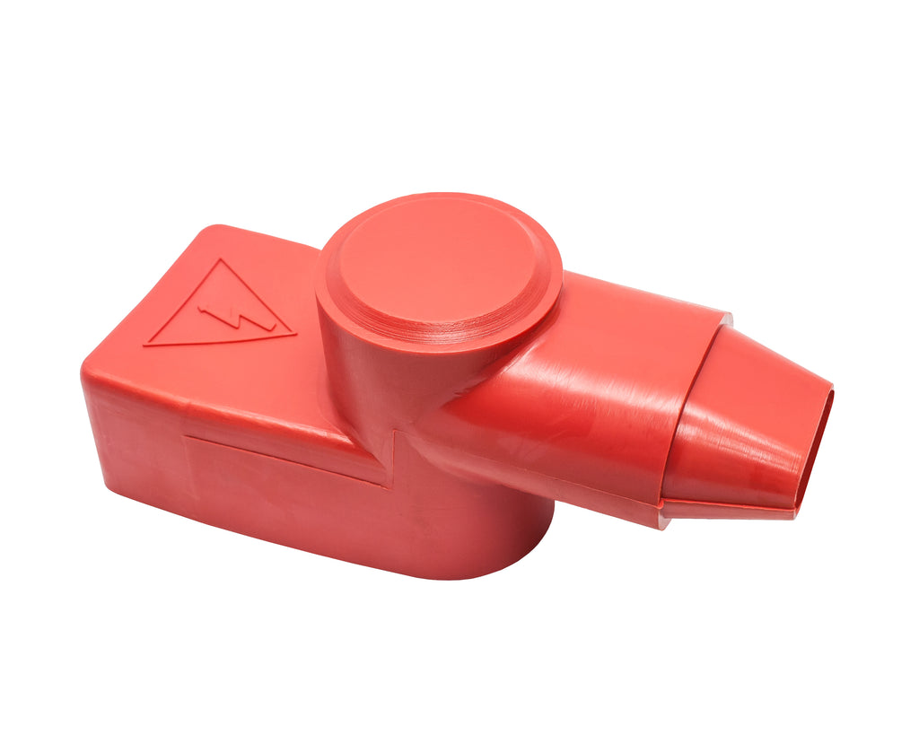 Battery Terminal Cover - Red