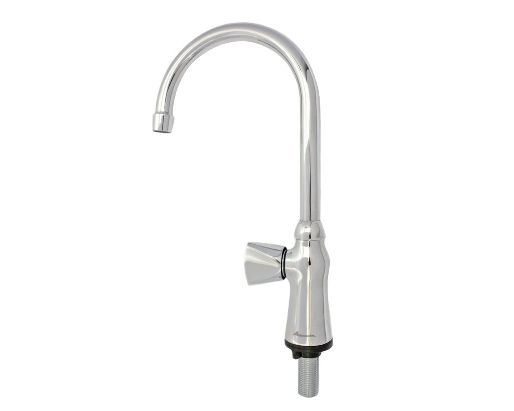 High Arc Chrome Water Faucet