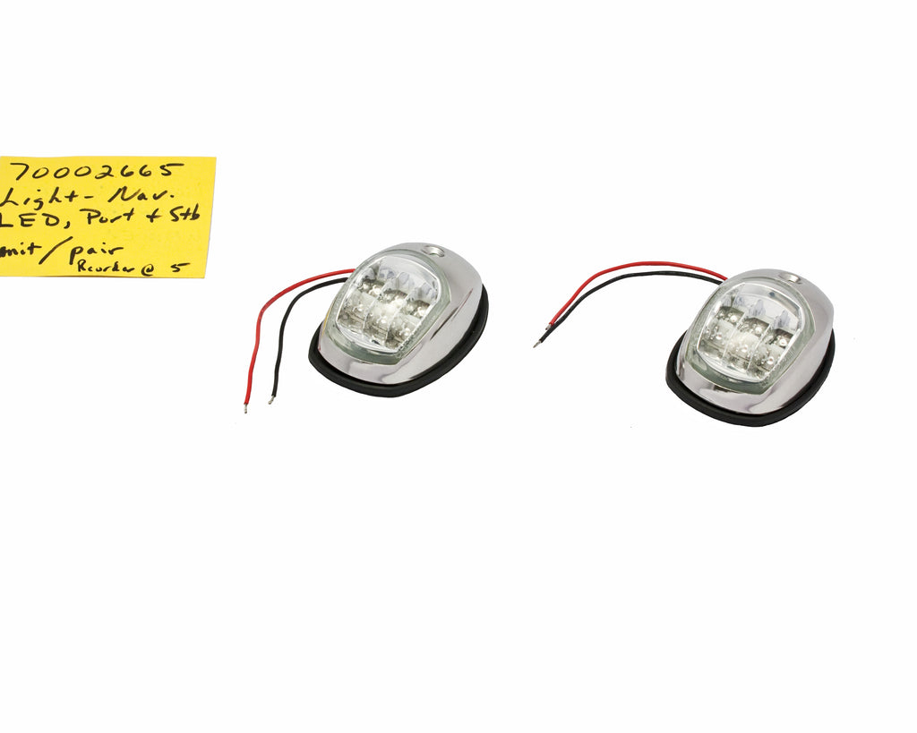 Navigation LED Light Set