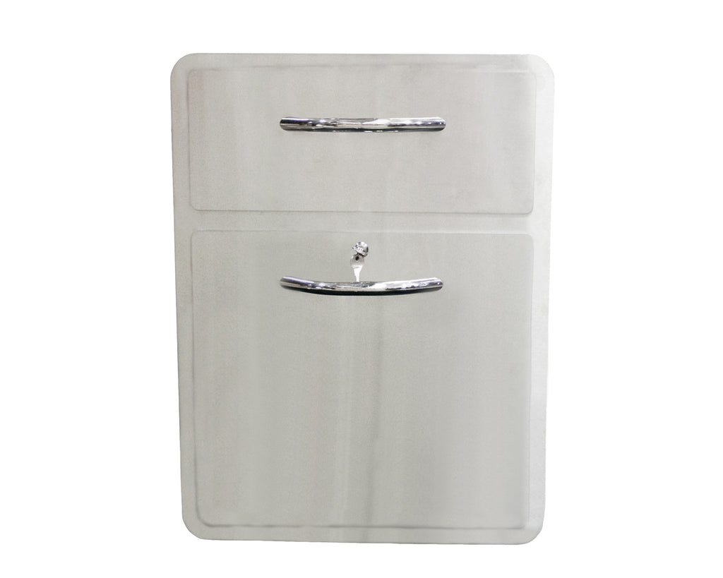 Stainless Steel Drawer Unit