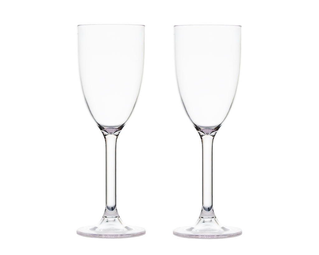Wine Glasses, Pair