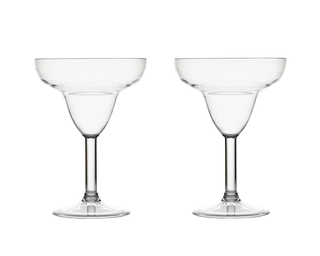 Margarita Glass, Pair