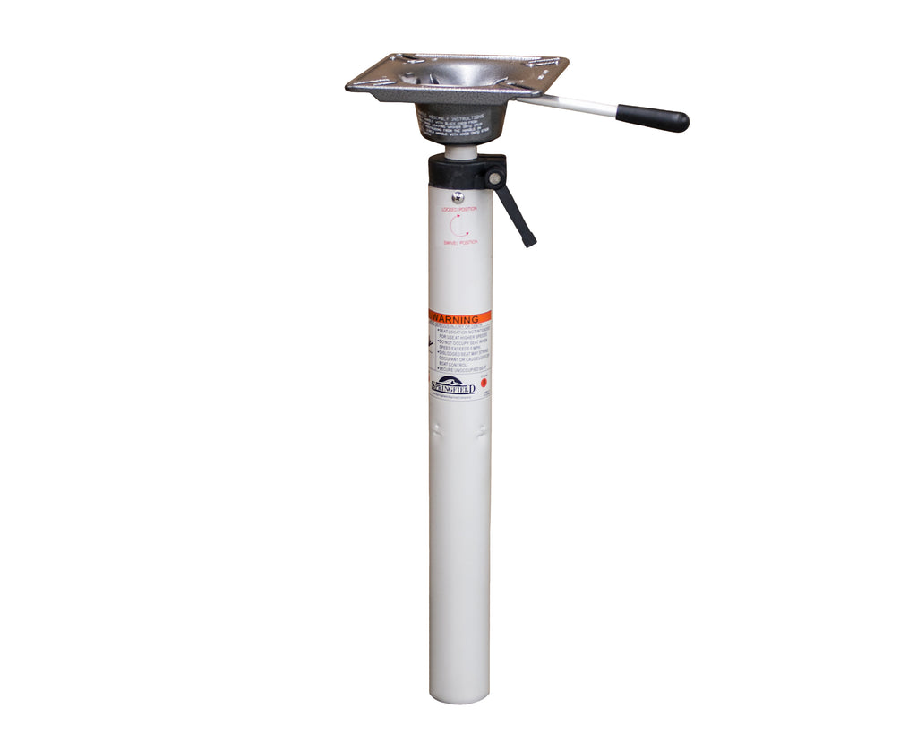 Air Ride Seat Pedestal- Adjustable