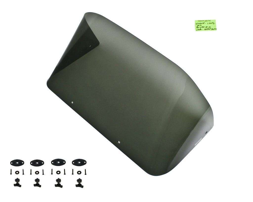 Windshield for Liberty Helm 2013