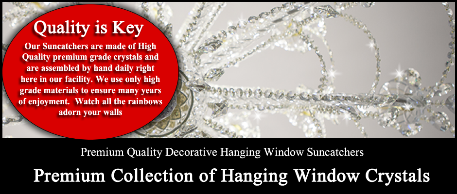 Crystal Hanging Window Prism Decorations | Shop Today