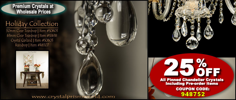 Chandelier Replacement Crystals Prisms Drop Buy Now - Teardrop chandelier crystals