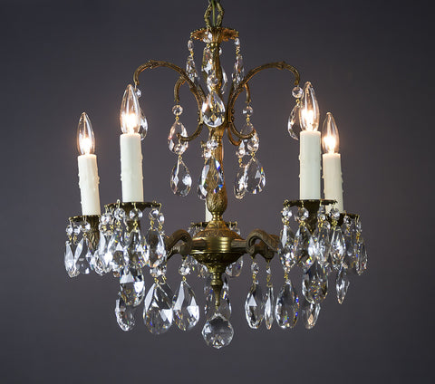 Teardrop Chandelier Replacement Prism Crystal Prism World - Teardrop chandelier crystals
