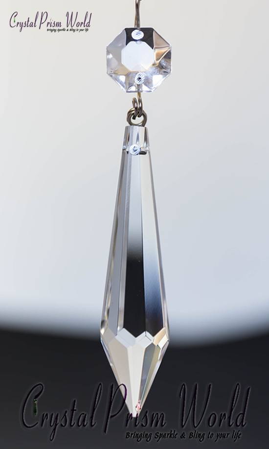 Icicle chandelier crystal prism crystal prism world classic icicle prism item l2ck crystal prism world mozeypictures Choice Image