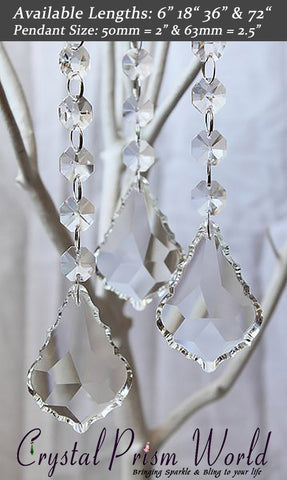 Pendalogue - Wedding Tree Crystal