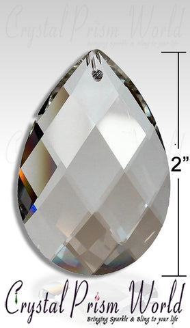 Teardrop - Swiss/Diamond 50mm | Item #G5478