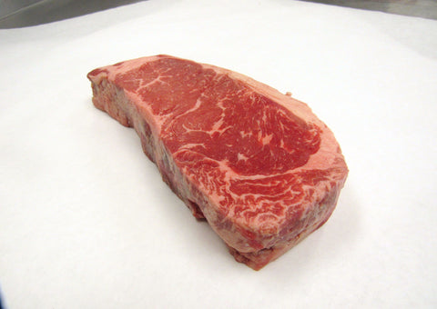 prime strip steak