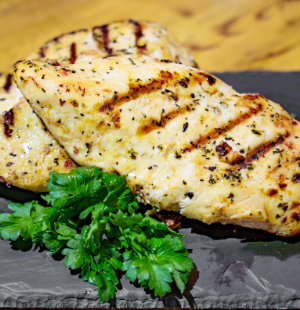 Marinated Chicken Breast - Sampler Pack (8 lbs)
