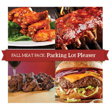 Primal Parking Lot Pleaser Meat Pack