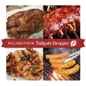 Primal Tailgate Dropper Meat Pack