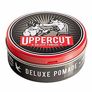 Uppercut Deluxe Pomade  hair and beard - Nothing Too Fancy