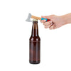Beech Wood Axe Bottle Opener