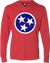 Red TN Flag T-Shirt Hoodie