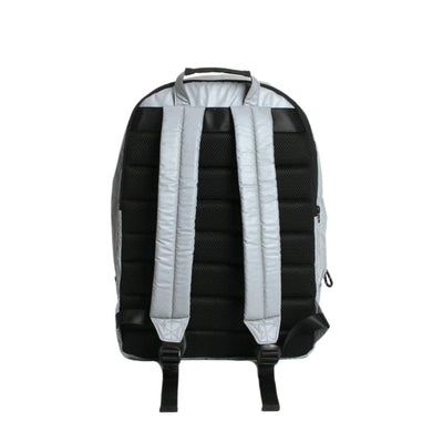 Borealis Reflective Backpack - Silver  Accessories - Nothing Too Fancy