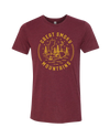 Camp Smoky Mtns  T-Shirt - Nothing Too Fancy
