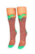 Lance Tiny Arms Strong Freaker Feet Socks