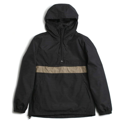 Fleet Ghost Reflective Jacket - Black Sage  jacket - Nothing Too Fancy