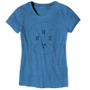 Ladies KNX Stars  T-Shirt - Nothing Too Fancy