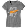 Ladies Home Sweet Home to Me  T-Shirt - Nothing Too Fancy