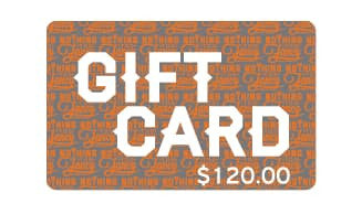 $120.00 Gift Card