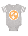 Tri-Star Football Onesie  Onesie - Nothing Too Fancy