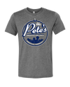 Pete's Coffee Shop  T-Shirt - Nothing Too Fancy