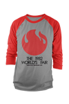 1982 World's Fair Raglan  Raglan 3/4 Sleeve - Nothing Too Fancy