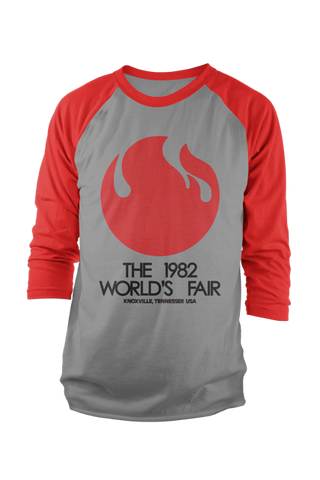 1982 World's Fair Raglan