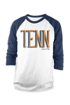 Tenn Raglan  Raglan 3/4 Sleeve - Nothing Too Fancy