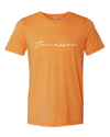 Tennessee Signature  T-Shirt - Nothing Too Fancy