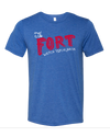 "The Fort ""Watch Your Back""  T-Shirt - Nothing Too Fancy"