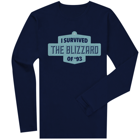 I Survived Blizzard of '93