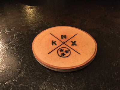 Assorted Wood Coasters  Coaster - Nothing Too Fancy
