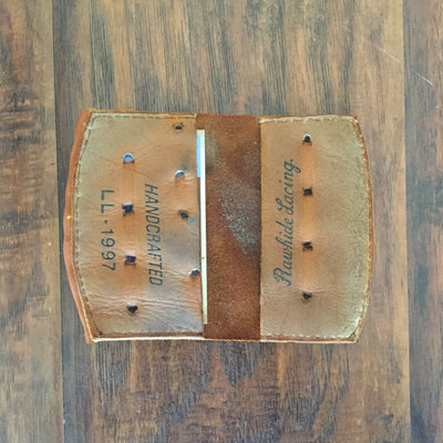 Front Pocket Wallet - Baseball Glove (MAG)  wallet - Nothing Too Fancy
