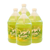 Solvex Foaming Hand Soap - 1 Case (4x Gallon Refills) Multiple Scents