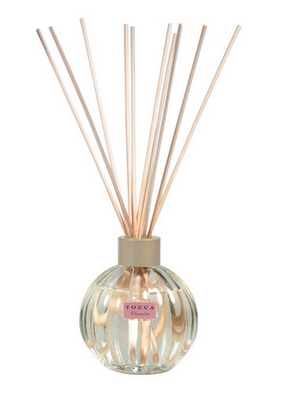 tocca reed diffuser