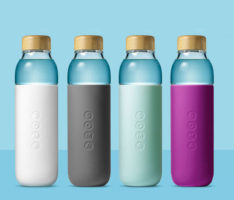soma water bottle . 17oz