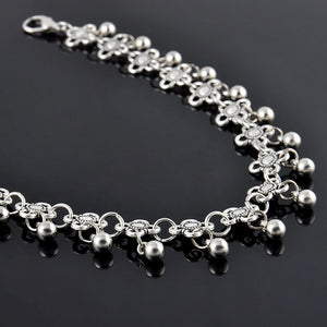 Our Lovely Stainless Steel Water Drop Anklet - ON SALE