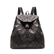 Load image into Gallery viewer, Our Awesome Color Shift Geometric Back Pack Goes Where You Go! - ON SALE