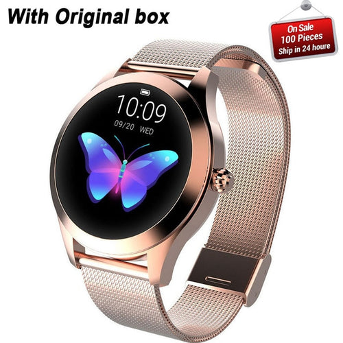 2019-20 High End Quality Smart Watch Compatible with IOS and Android - WITH FREE BANGLE - 50%OFF BLACK FRIDAY EARLY ACCESS