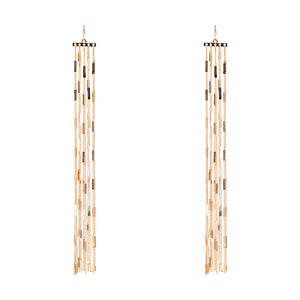 Make A Statement With Your Collarbone Duster Long Drop Earrings - 40%OFF BLACK FRIDAY EARLY ACCESS