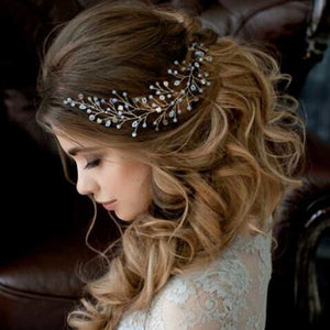 Bride Pearl Headdress - LoveOurJewelry.com
